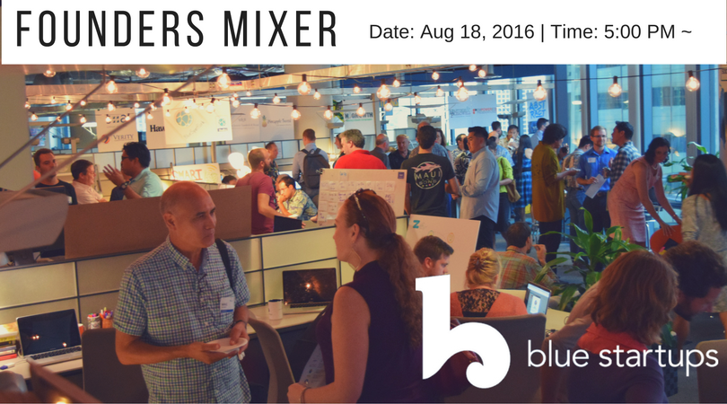 Founders Mixer – Cohort #8