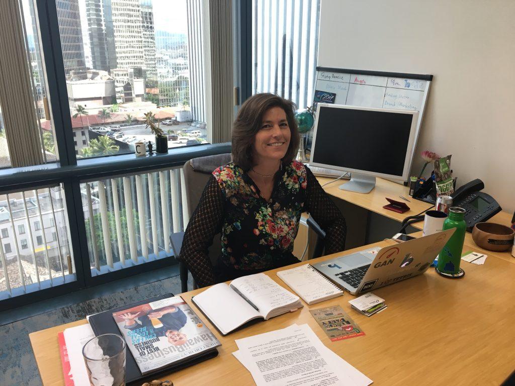 Chenoa Farnsworth, Managing Partner of Blue Startups